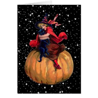 Halloween: The Final Frontier Greeting Cards