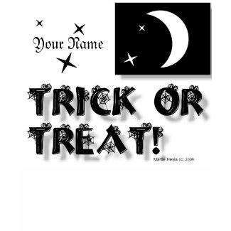 Halloween - Trick or Treat Shirt (#5) shirt