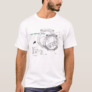 Hamster Power Tshirt