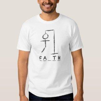 Hangman Faith shirt