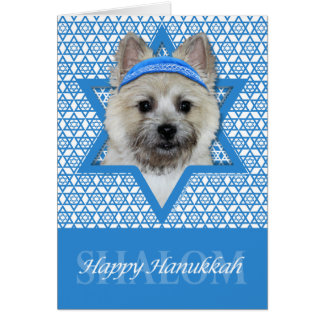 Happy Hanukkah Pug Dog Bed Mattress Sale
