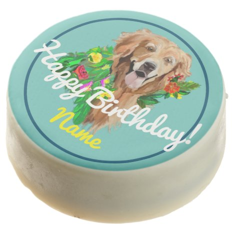 Happy Birthday Golden Retriever