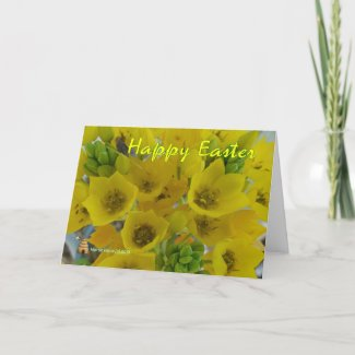 Happy Easter - 3 - Card - Customize/Personalize card