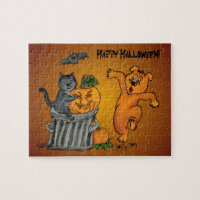 Happy Halloween! 5 Jigsaw Puzzle
