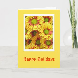 Happy Holidays - Card