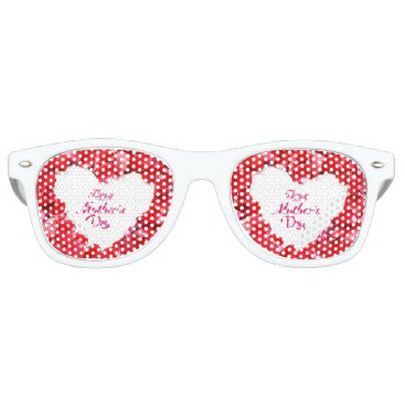 Happy Mother's Day Adult Party Shades