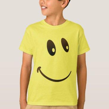 Happy smile emoji T-Shirt