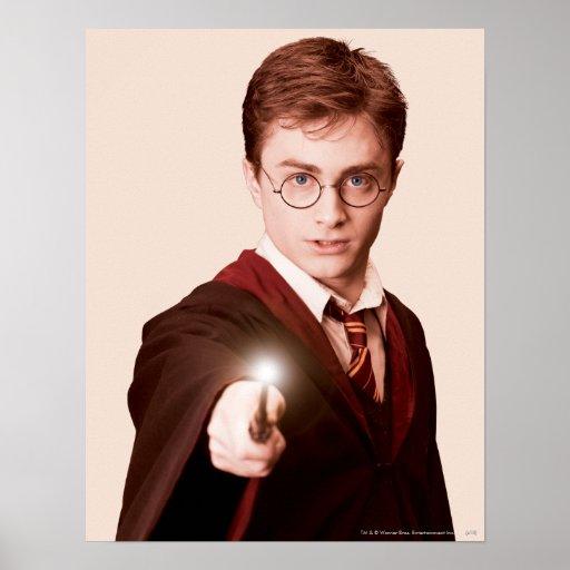 harry potter points wand print zazzle