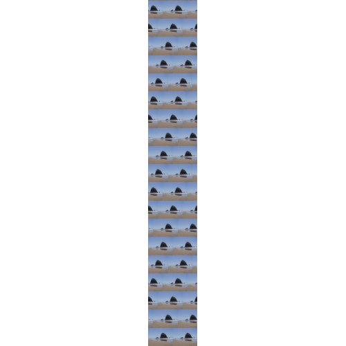 Haystack Rock tie
