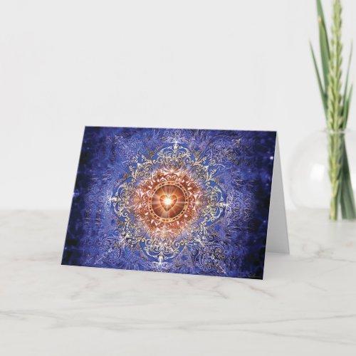 Heart Constellation Card
