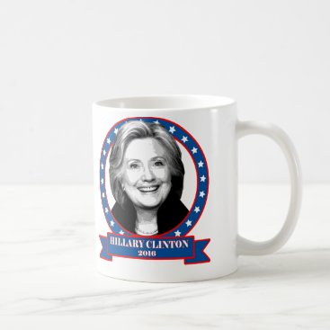 Hillary Clinton 2016 campaign mug. Coffee Mug