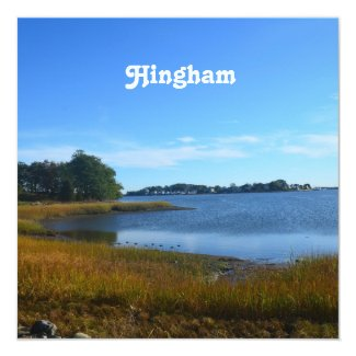 Hingham Invitation