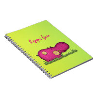 hippo fun notebook