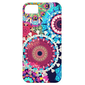 Hippy flowers iphone covers iPhone 5 covers