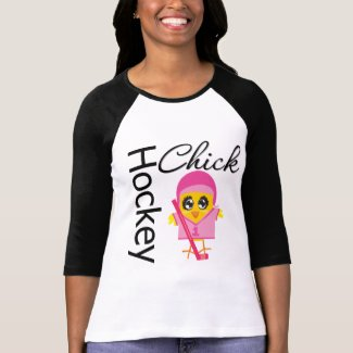 Hockey Chick shirt
