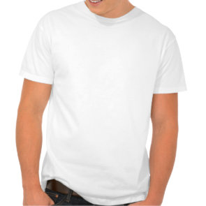 Hockey Goalie Typography T-Shirt   Name & Number