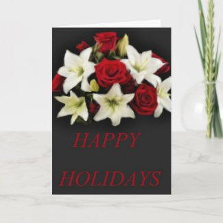 Holiday Cards card