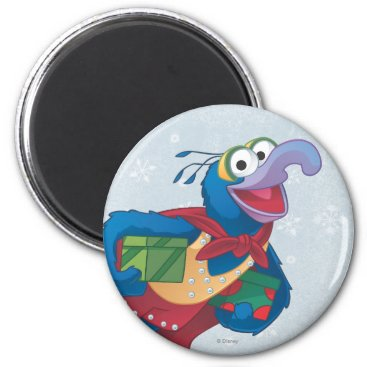 Holiday Gonzo Magnet