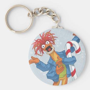 Holiday Pepe Keychain