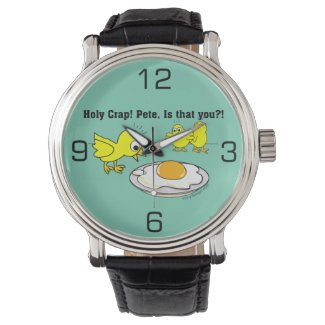 Holy Crap! Pete Humor Watch