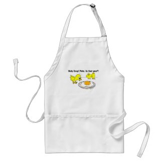 Holy Crap! Pete, is that you? Adult Apron