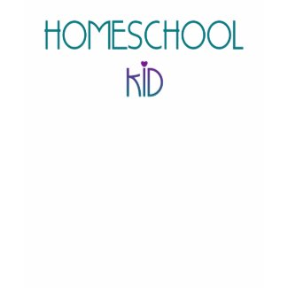 HomeSchool Kid shirt