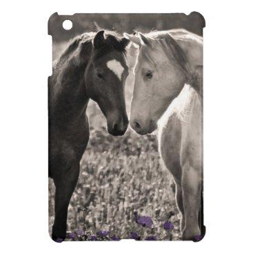 Horse Love Case For The iPad Mini