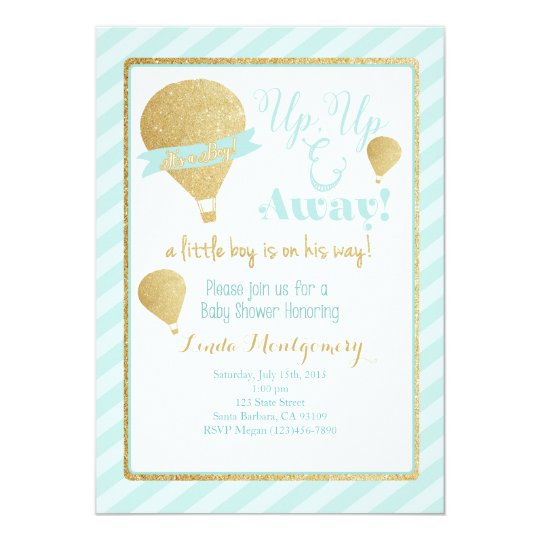 Invitation Your Own Shower Baby Customize