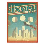 Houston, TX Postcard