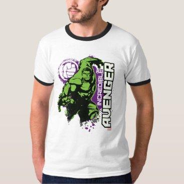 Hulk Incredible Avenger T-Shirt