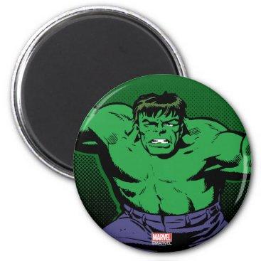 Hulk Retro Arms Magnet