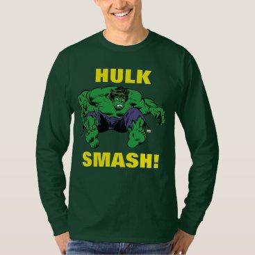 Hulk Retro Jump T-Shirt