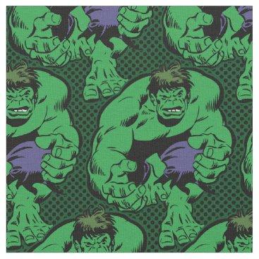 Hulk Retro Stomp Fabric