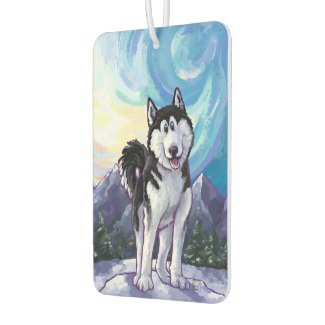 Husky Gifts & Accessories Air Freshener