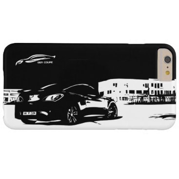 Hyundai Genesis Coupe rear stance Barely There iPhone 6 Plus Case