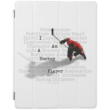 I am a Hockey Player iPad Smart Cover