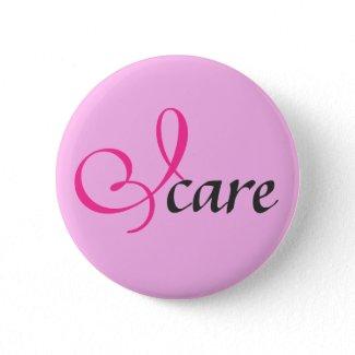 I care - Button button
