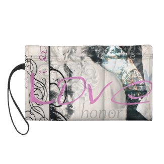 I do Bagette Wristlet Clutch