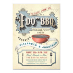 I Do BBQ Invitations | Engagement Party