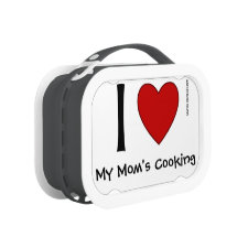 I Heart (Personalize) - Lunch Box