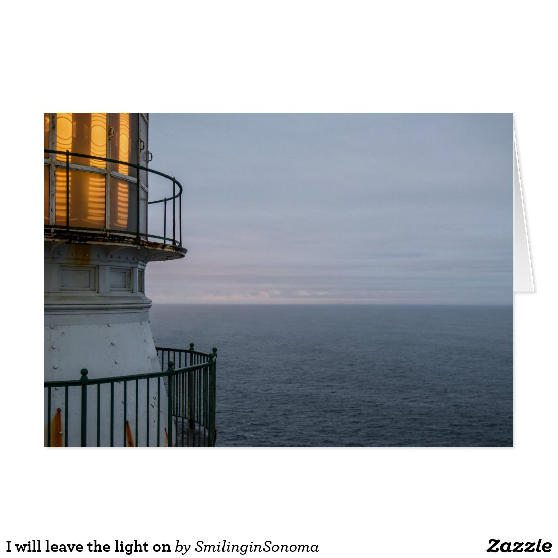 I will leave the light on
