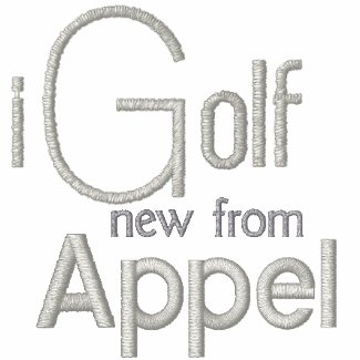 iGolf from Appel polo