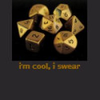 RPG Geeks T-Shirts & Gifts - I'm Cool I Swear