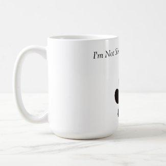 I'm Not Single I Have A Dog Coffee Mug