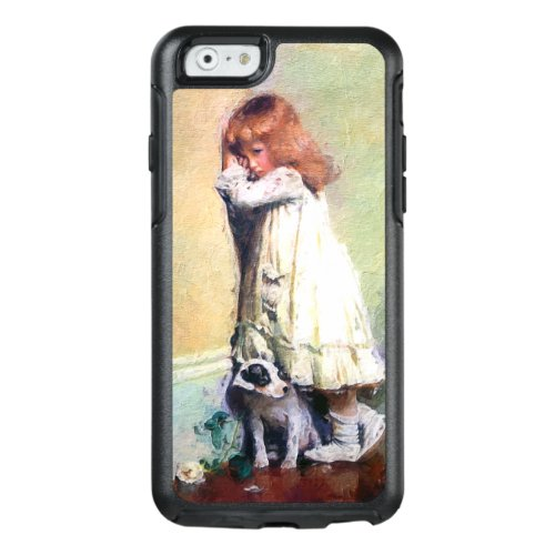 In Disgrace Vintage Oil Painting OtterBox iPhone 6/6s Case