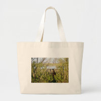 In Hiding Large Tote Bag