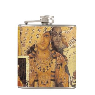 Indian Glories Hip Flasks