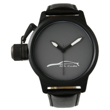 Infiniti G35 Coupe Brushstroke Silhouette - JDM Wristwatches