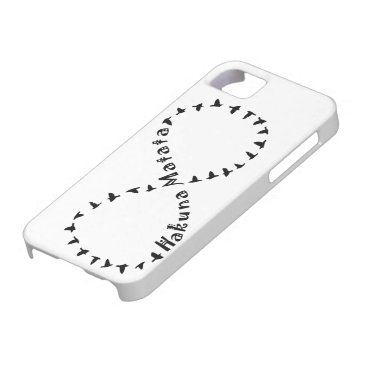 Infinity Hakuna Matata iPhone SE/5/5s Case