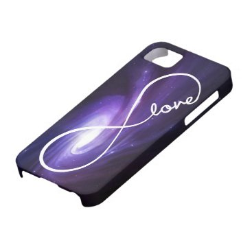 infinity love - galaxy iPhone SE/5/5s case
